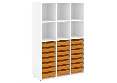 Victory 6 compartments + 21 trays – 160cm