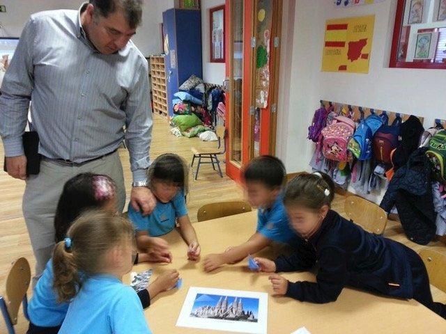 Pedro Yedra: «La verdadera autoridad del profesor la dan los alumnos»