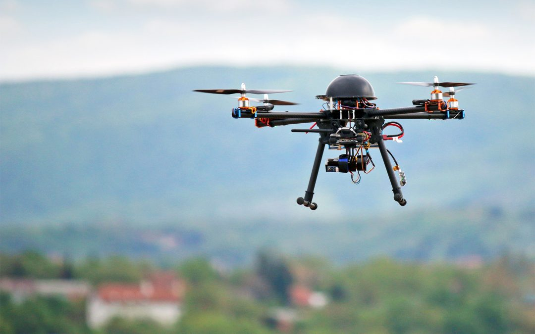 Aprender con drones, un ejemplo perfecto de «learning by doing»