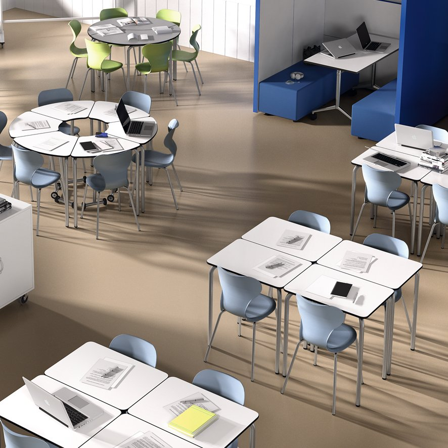 aula aprendizaje cooperativo