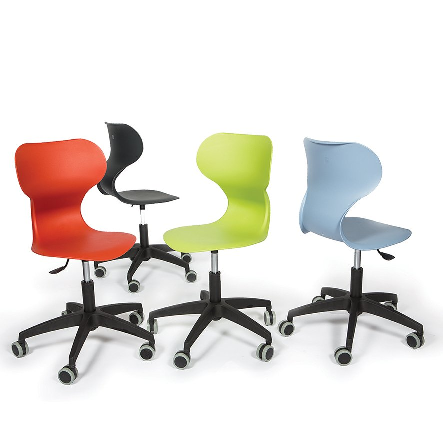 School chair, all kinds of cooperative learning classrooms, libraries or academies.