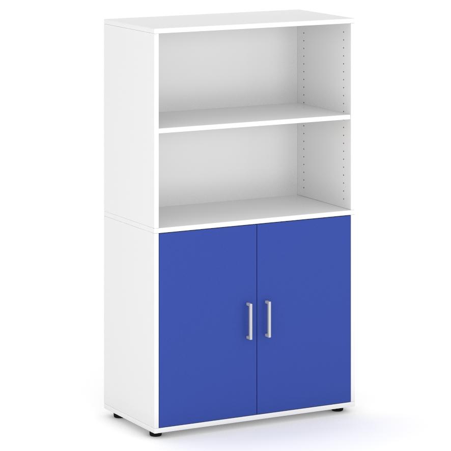 armario-de-160-cm-de-altura-con-2-espacios-parte-superior-2-puertas-parte-inferior-azul