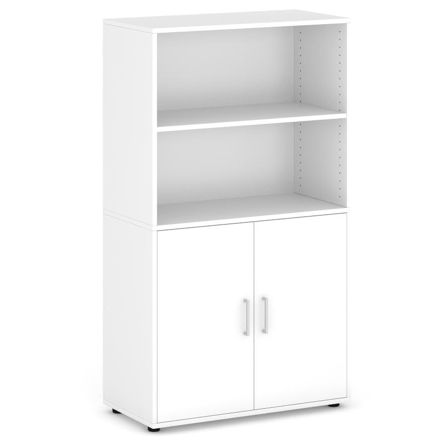 armario-de-160-cm-de-altura-con-2-espacios-parte-superior-2-puertas-parte-inferior-blanco