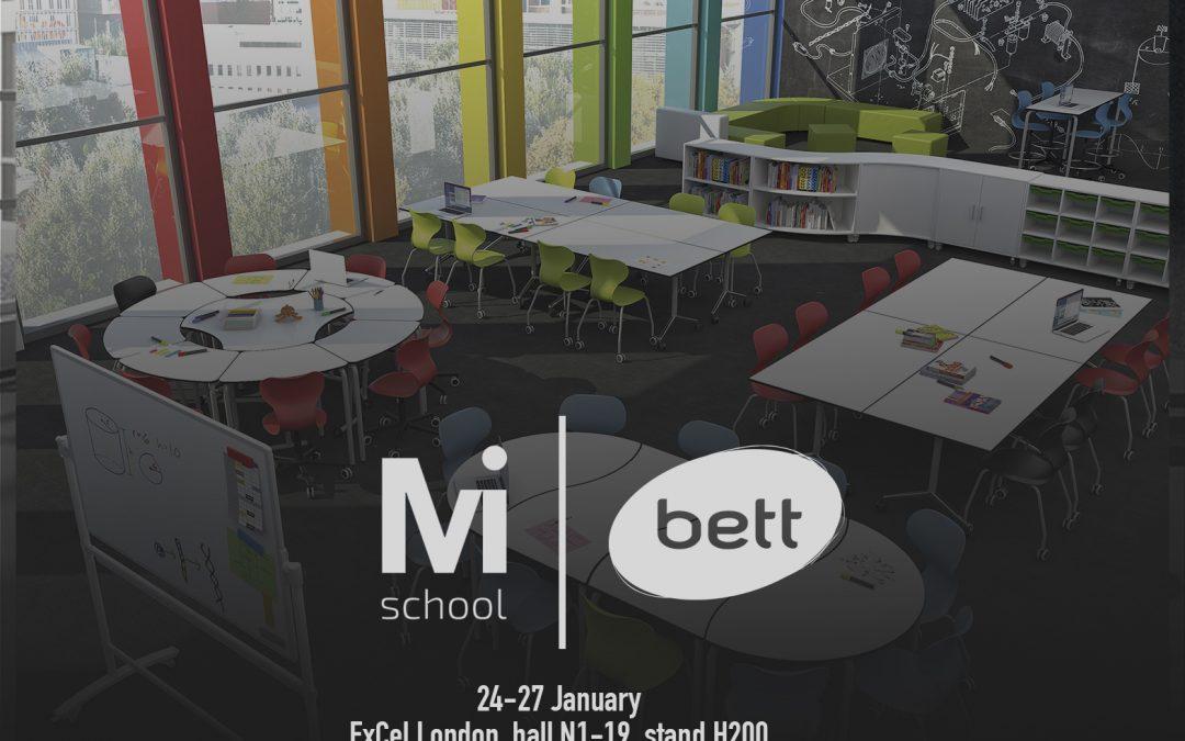Visit us in Bett Show 2018