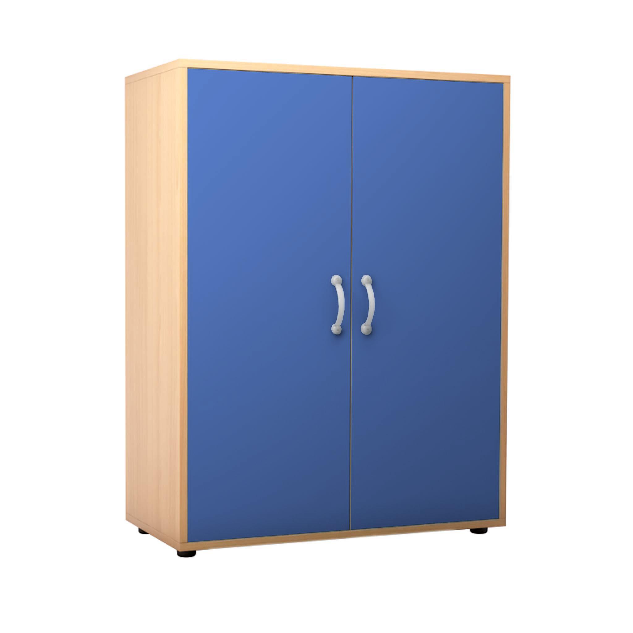 armari color blau