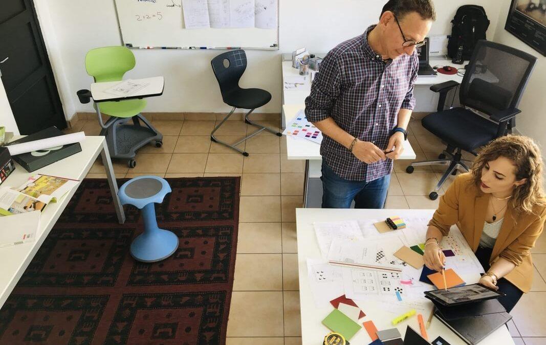 """Rodrigo Limón: """"Los profesores deben poder cambiar la configuración del espacio en minutos"""""""
