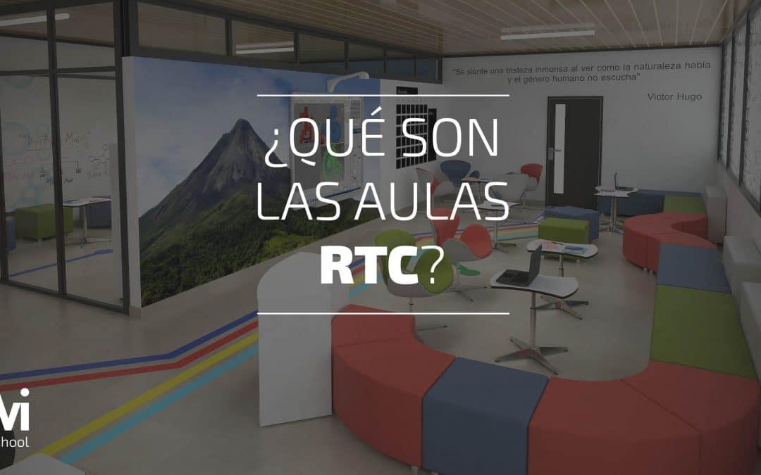 Las aulas RTC, una realidad consolidada