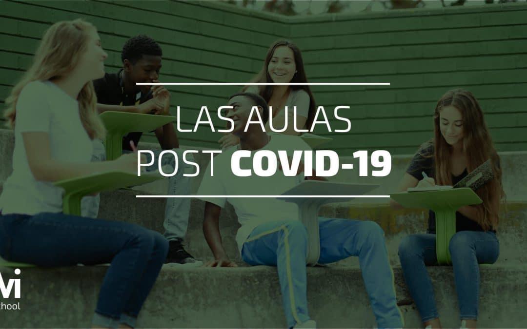 Cómo serán las aulas post COVID-19
